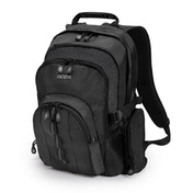 Dicota 14 - 15.6 inch Backpack Universal Removable Notebook Case Black