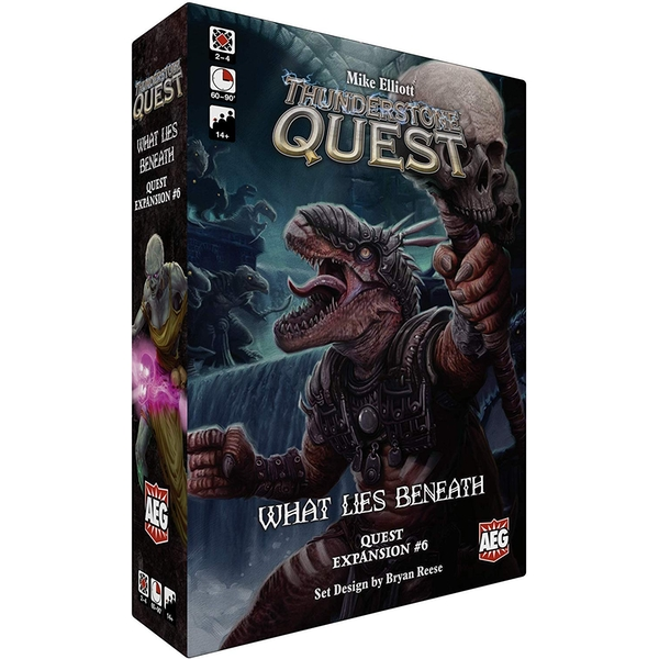 Thunderstone Quest What Lies Beneath Expansion