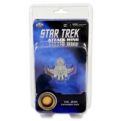 Star Trek Attack Wing Independent Val Jean - Wave 8 Board Game