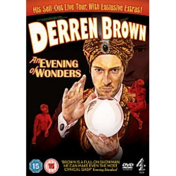 Derren Brown - An Evening Of Wonders DVD