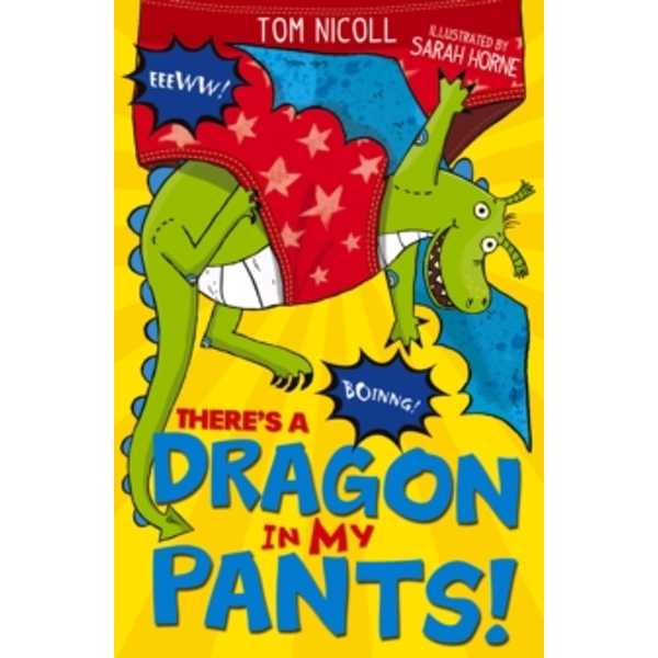 There's a Dragon in my Pants by Tom Nicoll (Paperback, 2017)