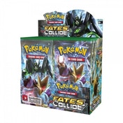 Pokemon XY10 Fates Collide Boosters - 33 Packs