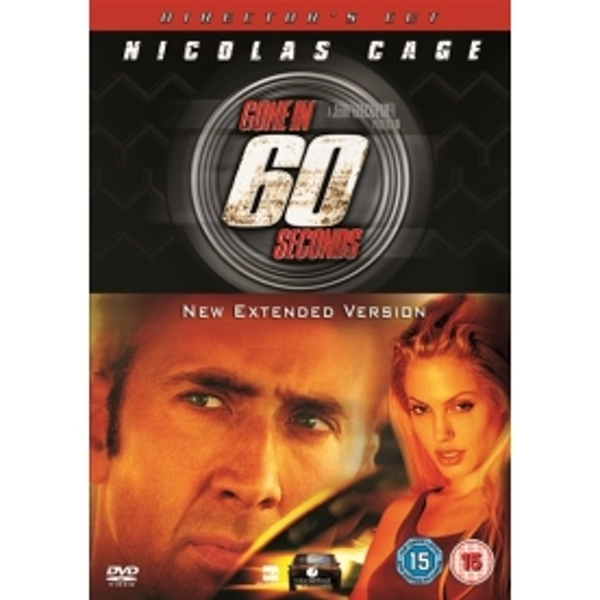 Gone In 60 Seconds - Director's Cut DVD