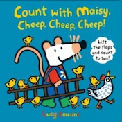 Count with Maisy, Cheep, Cheep, Cheep! by Lucy Cousins (Paperback, 2016)
