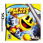 Pac-Man World 3 Game DS (#)
