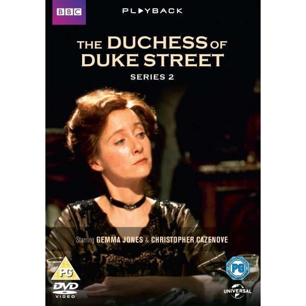 The Duchess of Duke Street - Series 2 DVD