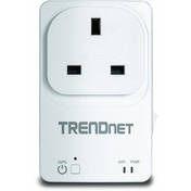 TRENDnet THA-101 Home Smart Switch with Wireless Extender UK Plug