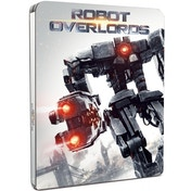Robot Overlords Steel Book Blu-ray