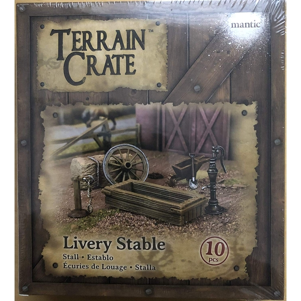 TerrainCrate: Livery Stable