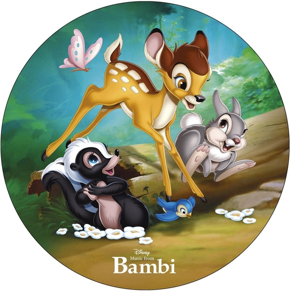 Unknown Artist ‎– Music From Bambi Vinyl