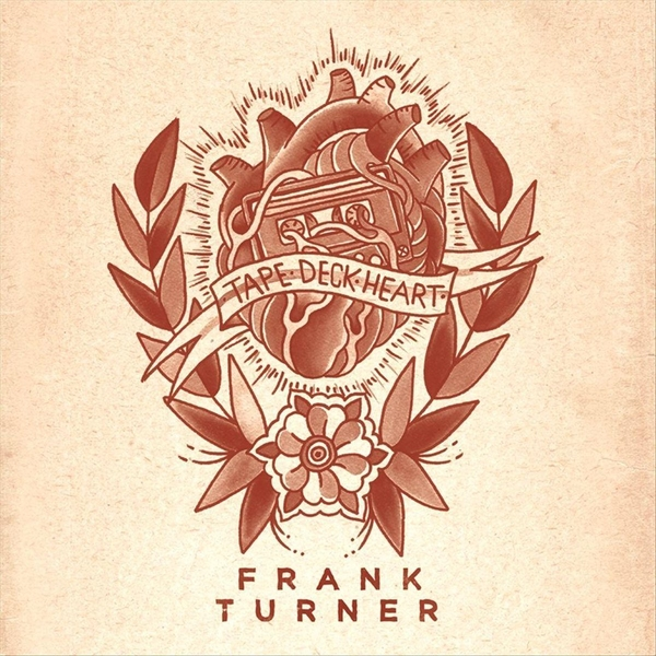 Frank Turner ‎- Tape Deck Heart Vinyl