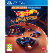 Hot Wheels Unleashed Day One EditionPS4 Game