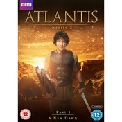 Atlantis - Series 2 Part 1 DVD