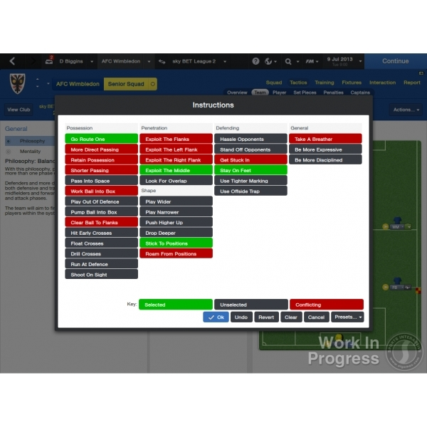 Football Manager 2014 PC CD Key Download for Steam - Image 6