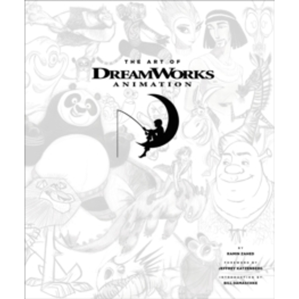 Art of DreamWorks Animation: Celebrating 20 Years of Art by Ramin Zahed (Hardback, 2014)
