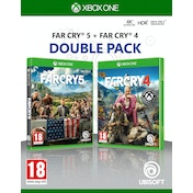 Far Cry 4 & Far Cry 5 Double Pack Xbox One Game