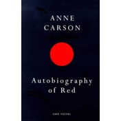 Autobiography Of Red by Anne Carson (Paperback, 1999)