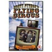 Monty Python's Flying Circus The Complete Fourth Series DVD