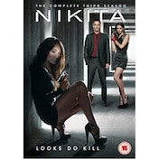 Nikita - Season 3 DVD