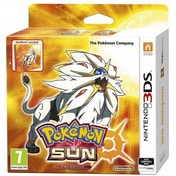 Pokemon Sun Fan Edition 3DS Game