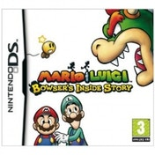 Mario & Luigi Bowsers Inside Story Game DS