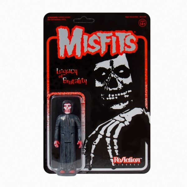 Fiend Legacy Of Brutality (Misfits) ReAction Figure