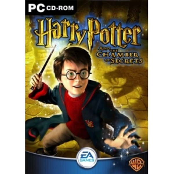 Harry Potter And The Chamber Of Secrets Game PC
