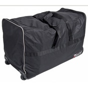 Precision Training Team Travel Trolley Bag Black/Silver