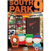 South Park Season 9 DVD