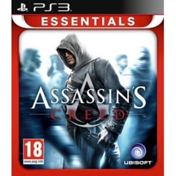 Assassin's Creed PS3 Game (Essentials)