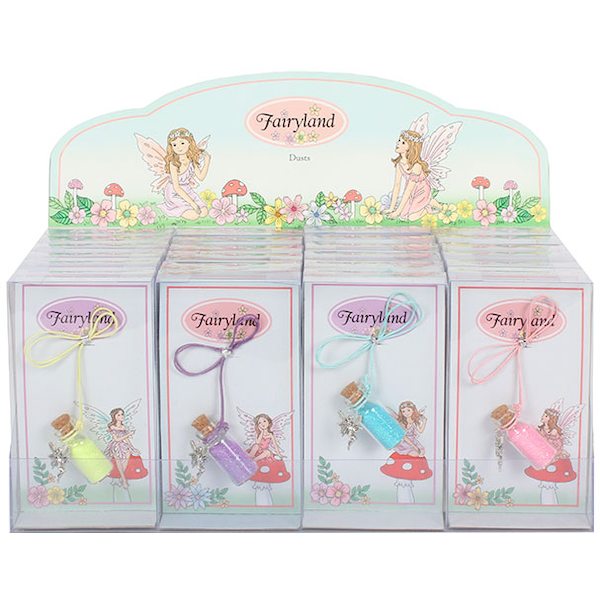 Fairy Dust On Cord Pack Of 24