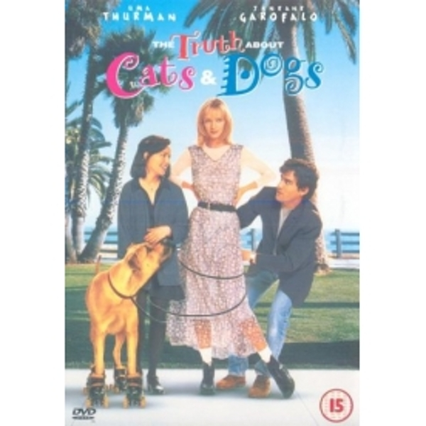 The Truth About Cats And Dogs DVD