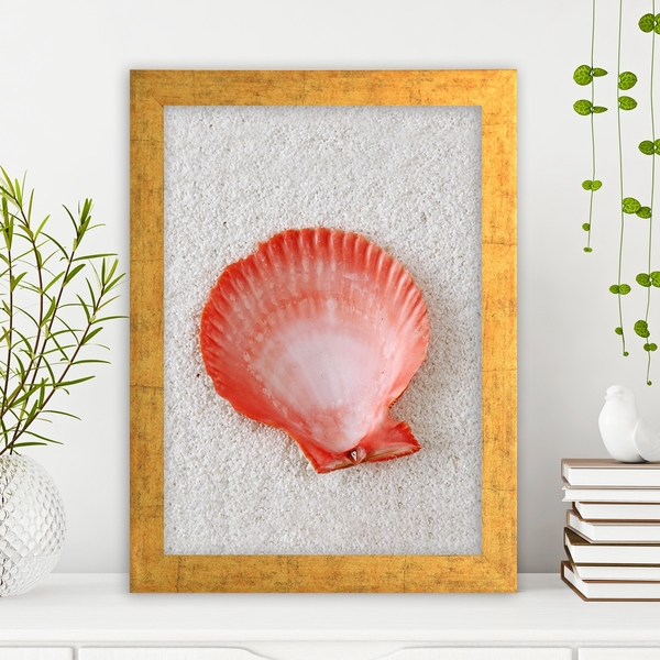 AC721711545 Multicolor Decorative Framed MDF Painting
