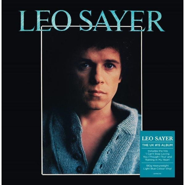 Leo Sayer - Leo Sayer Coloured Vinyl