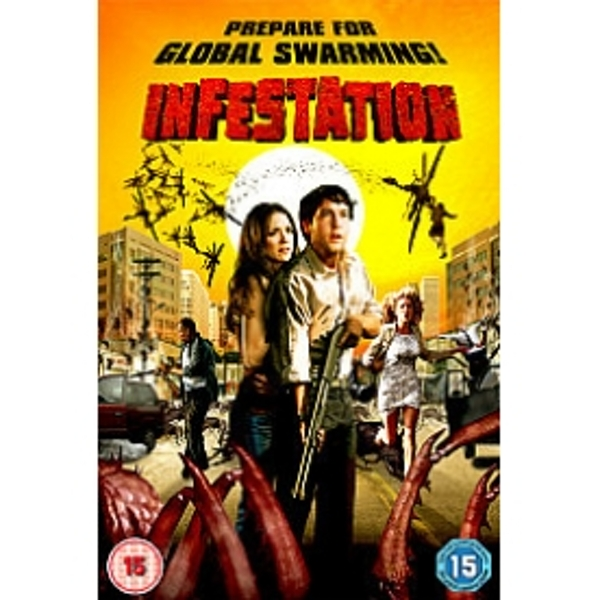 Infestation DVD