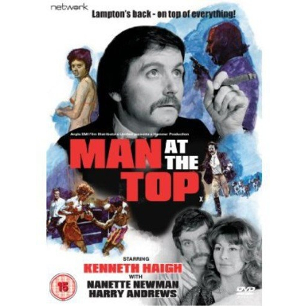 Man At The Top DVD