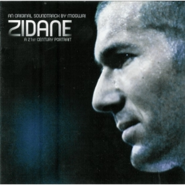Mogwai - Zidane A 21st Century Portrait An Original Soundtrack By Mogwai CD