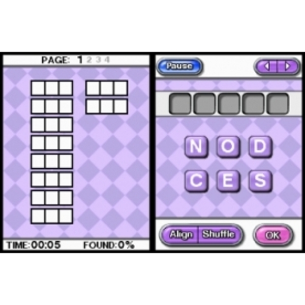 Nintendo Presents Crossword Collection Game DS - Image 3