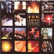 Bon Jovi One Wild Night Live 1985-2001 CD