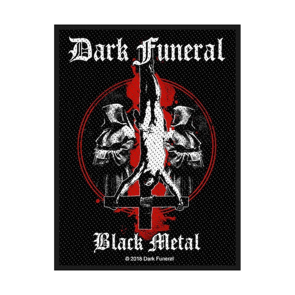 Dark Funeral - Black Metal Standard Patch