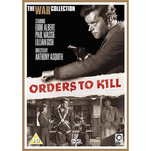 Orders To Kill DVD