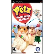 Petz Hamsterz Bunch Game PSP (#)