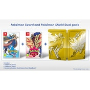 Pokemon Sword and Shield Dual Edition Nintendo Switch