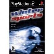 Ex-Display Winter Sports Game PS2 Used - Like New