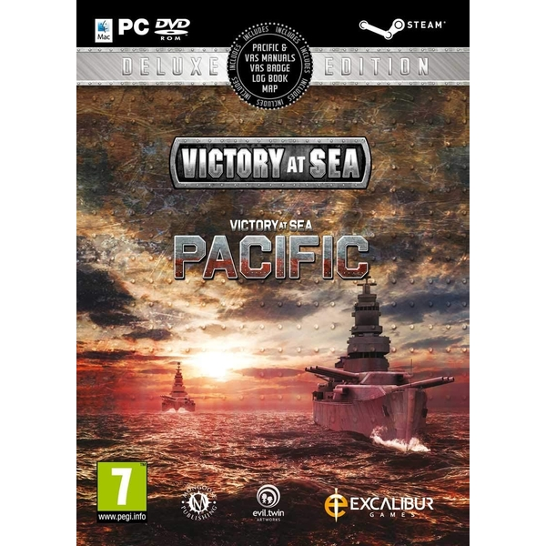 Victory at Sea Deluxe Edition PC Game