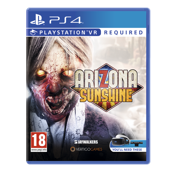 Arizona Sunshine PS4 Game (PSVR Required) - Image 1