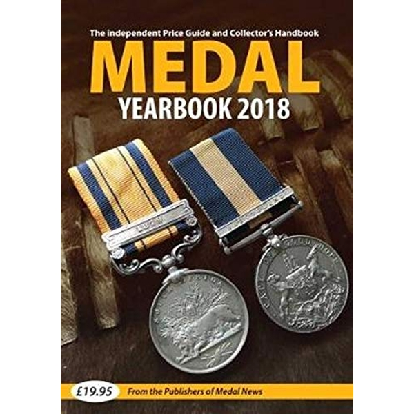 Medal Yearbook 2018 by Token Publishing Ltd (Paperback, 2017)
