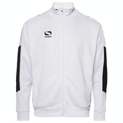 Sondico Venata Walkout Jacket Youth 9-10 (MB) White/White/Black