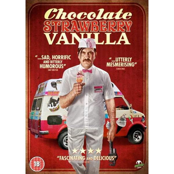 Chocolate Strawberry Vanilla Blu-Ray