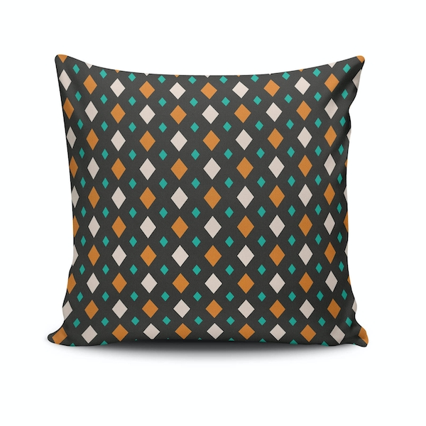NKLF-187 Multicolor Cushion Cover
